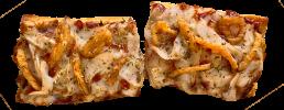 BBQ Chicken Pizzawich