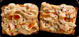 Buffalo Chicken Pizzawich
