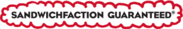 Logo for sandwichfaction guaranteed