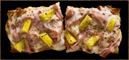 Hawaiian Pizzawich