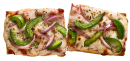 Pepper and Onion Pizzawich