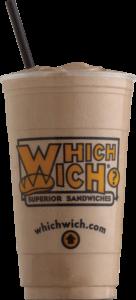 Which wich chocolate milkshake