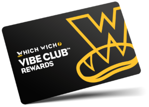 Which Wich Vibe Club Rewards