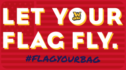 10th Annual Flag Your Bag   Which Wich