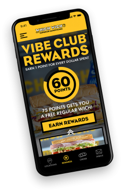Which Wich Mobile App